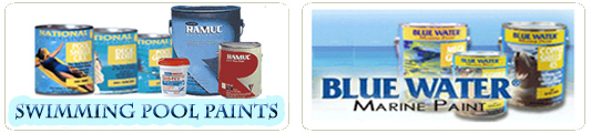 Swimming Pool Paints, Epoxy Pool Paint, Chlorinated Rubber, Acrylic Pool Paints