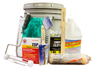 Muriatic Acid / TSP Kit for Pool and Deck Painting Preparation