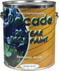 Decade Wood Deck Paint