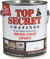 Mono-Epoxy Swimming Pool Paint - HALF GALLON