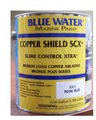 Copper Shield SCX 45 Boosted Ablative Marine Paint