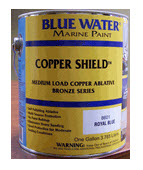 Copper Shield 45 Ablative Marine Paint