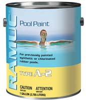 Ramuc type a 2 chlorinated rubber swimming pool paint - Chlorinated rubber swimming pool paint ...