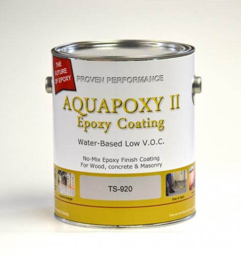 Aquapoxy Ii Epoxy Floor Paint