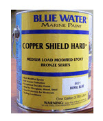 Copper Shield 45 Hard Epoxy Marine Paint