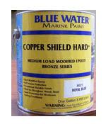 Copper Shield 35 Hard Epoxy Marine Paint