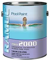 Ramuc pro 2000 chlorinated rubber swimming pool paint - Chlorinated rubber swimming pool paint ...