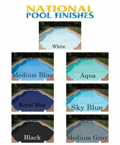 Premium Epoxy Swimming Pool Paint